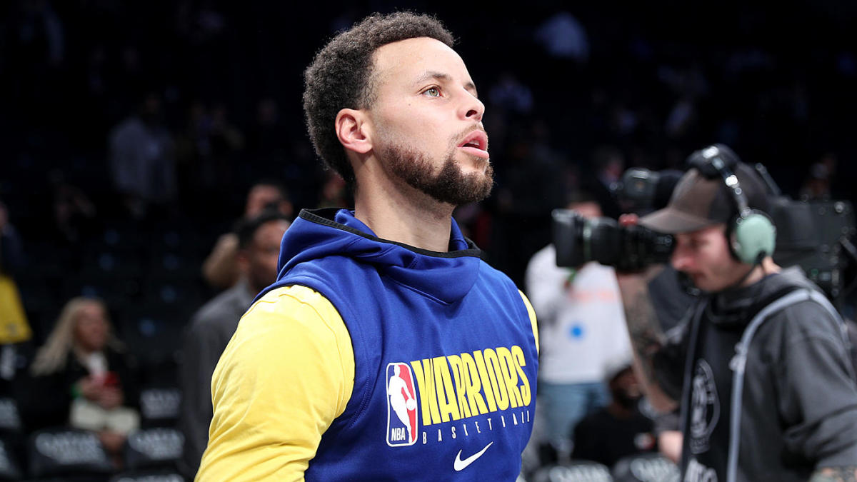 Steph Curry hears talk that Warriors are done without Klay Thompson, and it's reignited familiar underdog fire