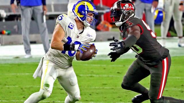 Buccaneers Vs Rams Score Cooper Kupp Robert Woods Light Up Tampa S Secondary To Lead Rams To Week 11 Win Cbssports Com