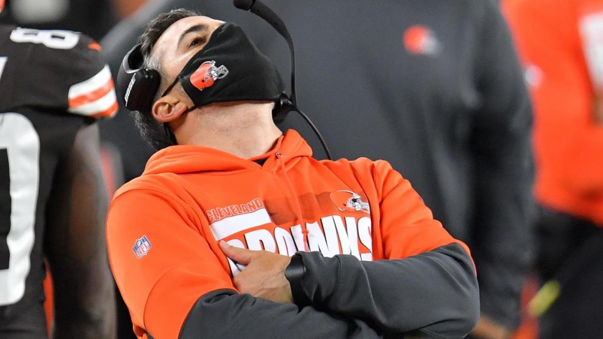 Browns close team facilities, team announces fifth positive COVID-19 test in less than two weeks
