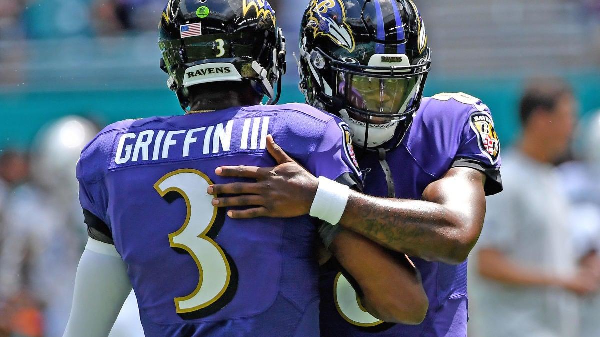 Fantasy Football Week 12 Quarterback Preview: Potential fill-ins for Ravens' Lamar Jackson