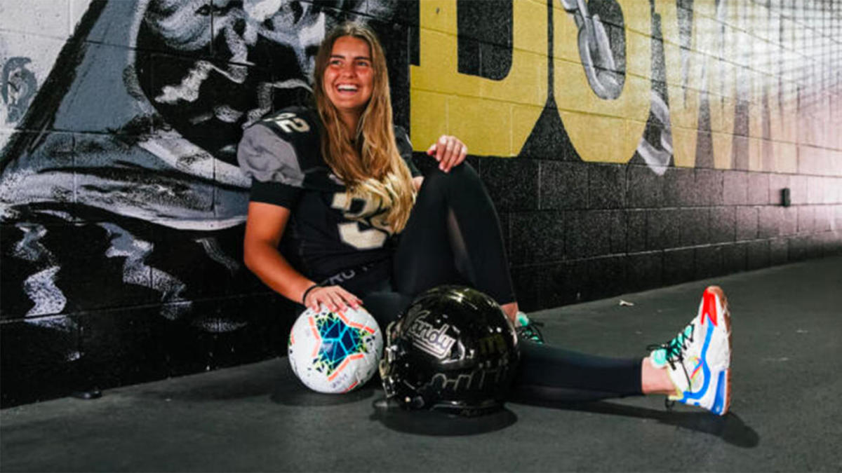 Sarah Fuller to dress for Vanderbilt, may be first woman to play college football game at Power Five level
