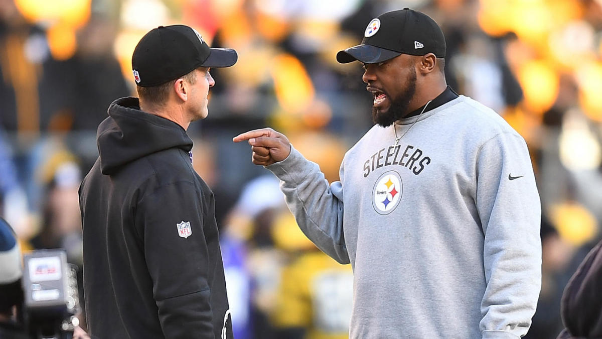 NFL Week 12 picks, plus options for Ravens-Steelers game if it's postponed and Thanksgiving games recap