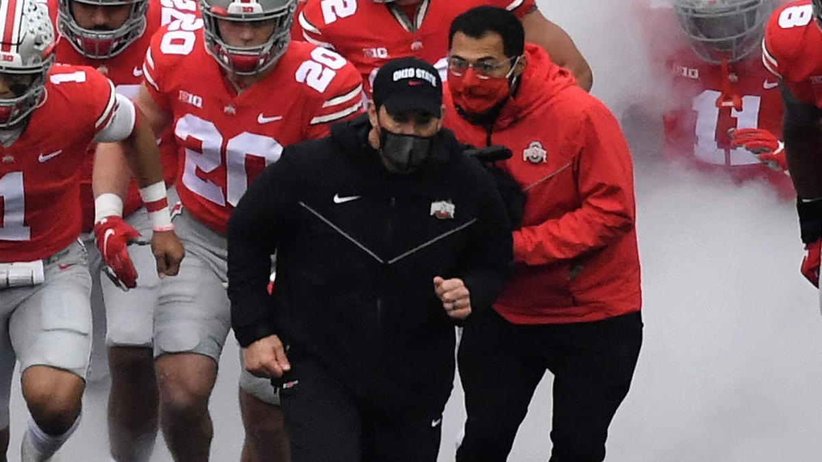 Ohio State coach Ryan Day tests positive for COVID-19 Buckeyes' game vs. Illinois canceled – CBS Sports