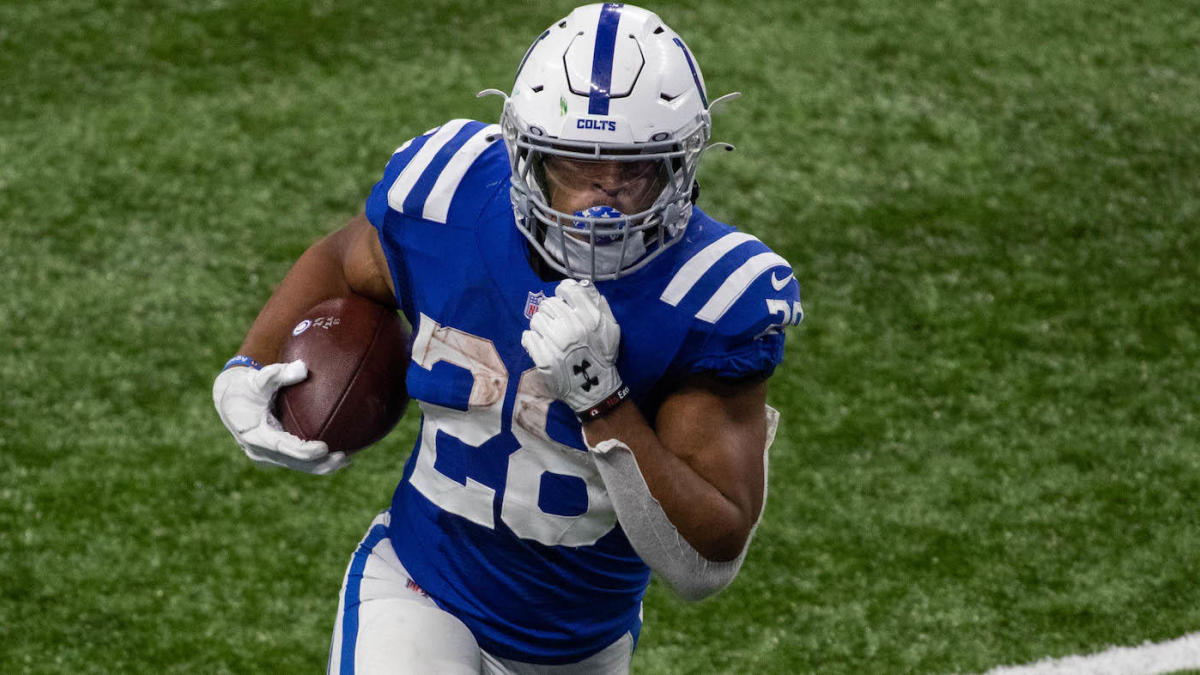 Colts place Jonathan Taylor on the reserve/COVID list, won't play vs. Titans in Week 12