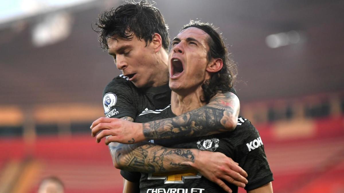 Manchester United vs. Southampton score: Edinson Cavani rescues Red Devils  with super sub performance - CBSSports.com