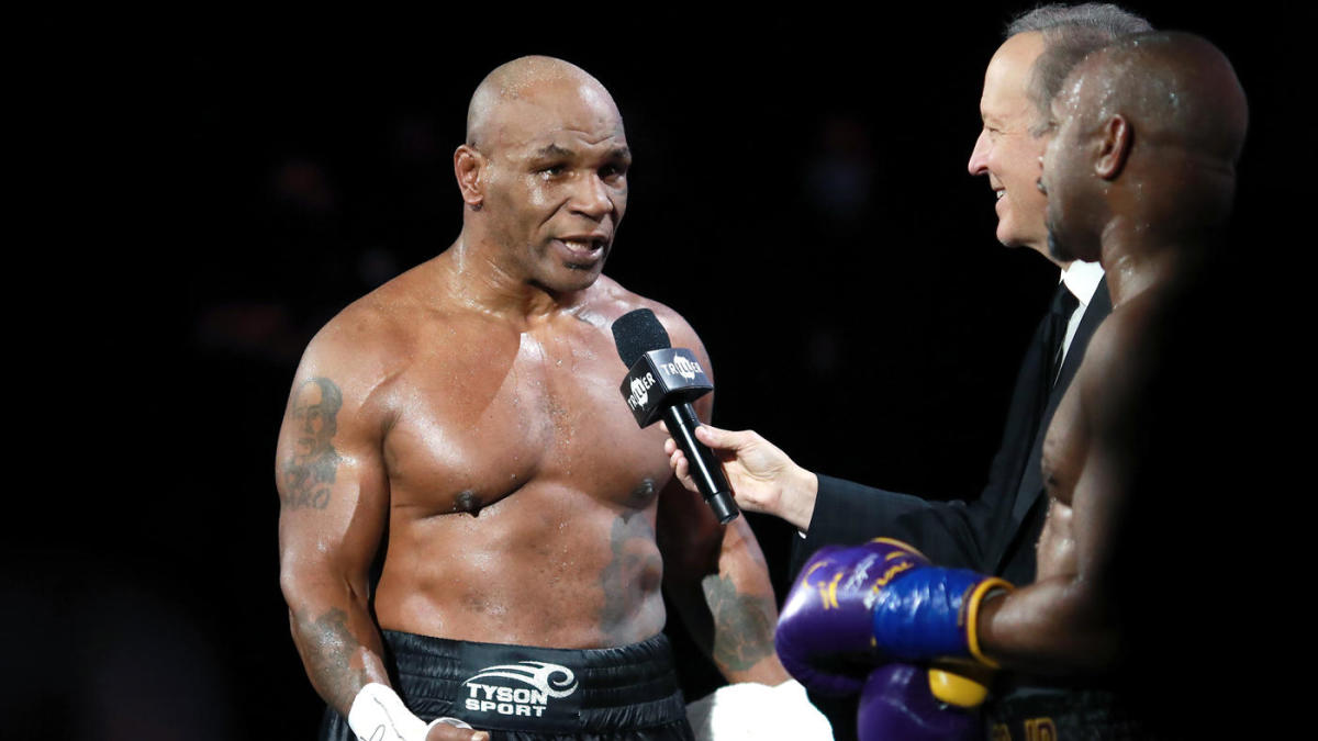 Mike Tyson vs. Roy Jones Jr.: Fight card, results, highlights from the PPV exhibition event