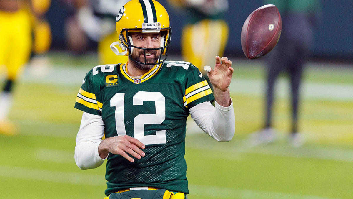 Aaron Rodgers trade rumors: Ranking five logical landing spots for the longtime Packers quarterback – CBS Sports