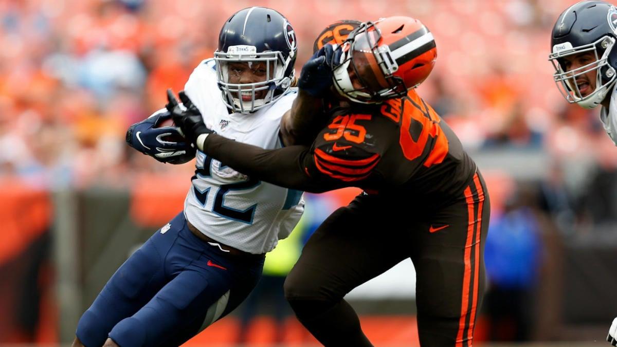 NFL Week 13 picks: Titans destroy Browns in AFC showdown, Bills win wild game over 49ers in Arizona