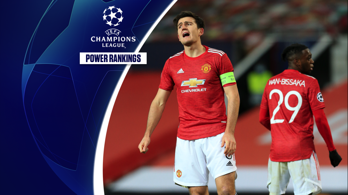 UEFA Champions League Power Rankings: Manchester United plummet after loss to PSG; Inter Milan on the rise