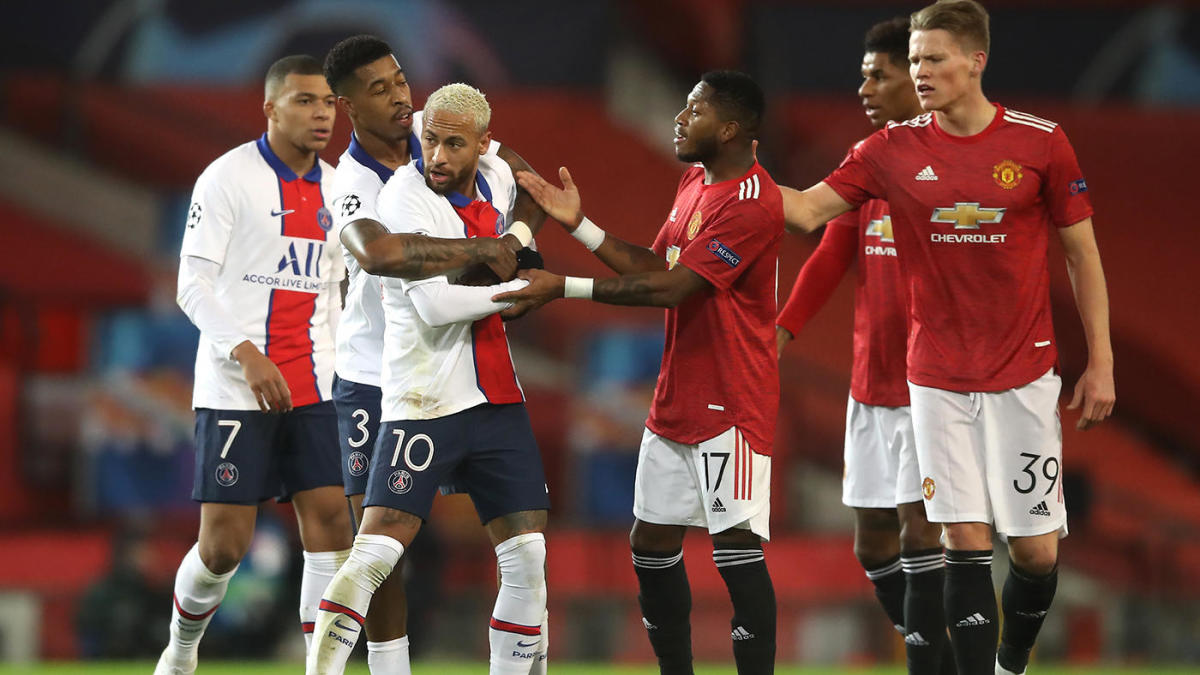 2020 21 Uefa Champions League Scores Tv Schedule Neymar Delivers For Psg At Manchester United Worldnewsera