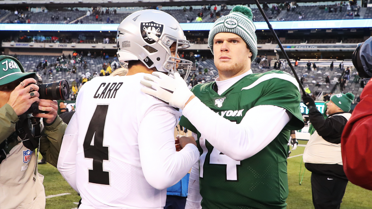 2020 NFL Playoff races standings: Raiders remain alive in AFC playoff race after stunning victory over Jets – CBS Sports