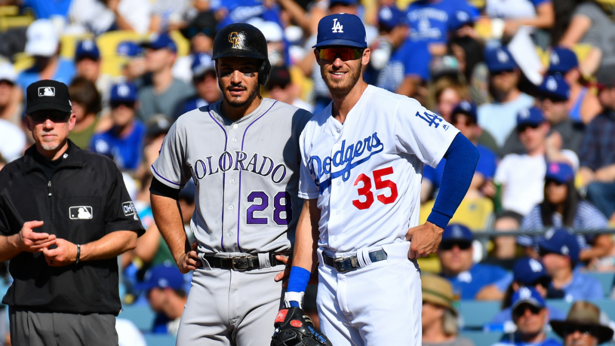 MLB roundtable: Where will Nolan Arenado land if the Rockies trade him this offseason?
