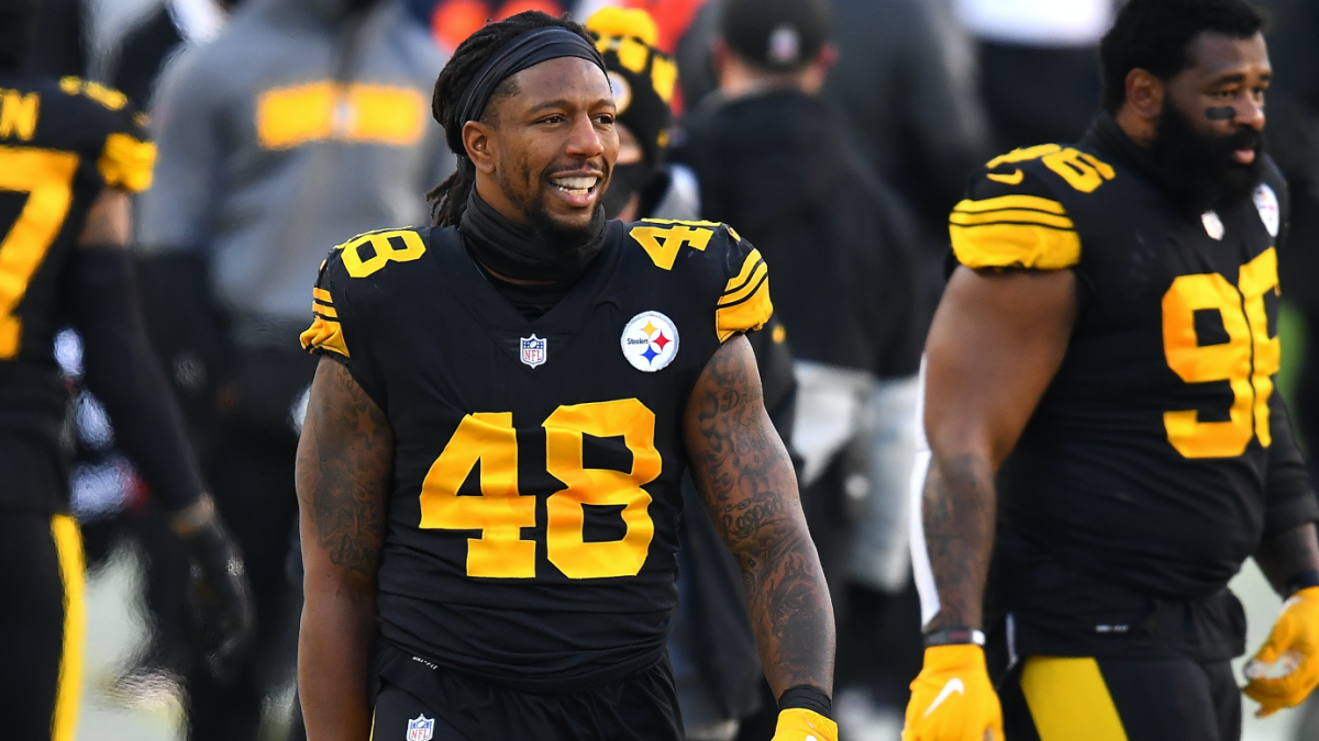 Initial tests indicate Steelers' Bud Dupree suffered torn ACL in Week 12 win vs. Ravens per report – CBS Sports