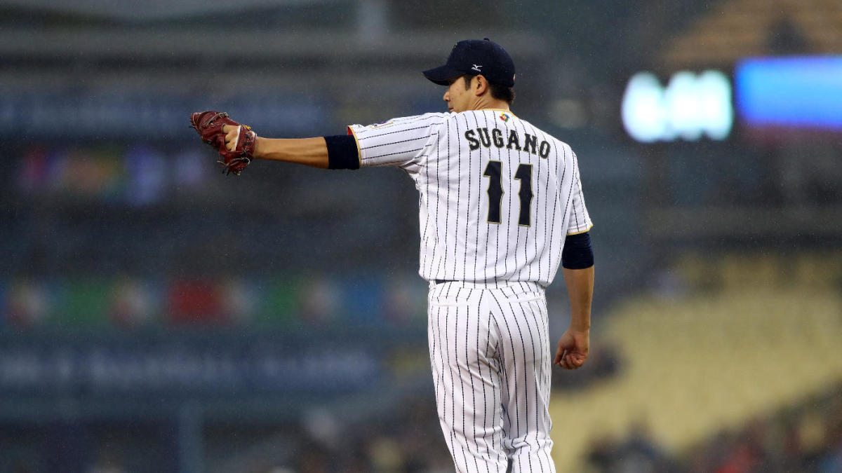 MLB hot stove: Japanese ace Tomoyuki Sugano will be posted for MLB teams; here's everything you need to know