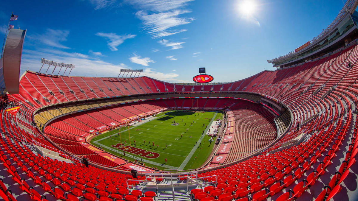 Chiefs announce updated name for Arrowhead Stadium, making GEHA Field the new home of the team - CBS Sports