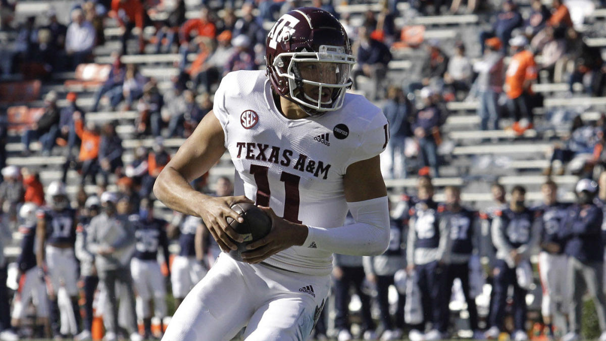 Coaches Poll top 25: Texas A&M jumps Florida to crack top five of college football rankings