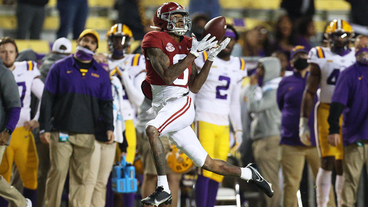 Alabama vs. LSU score takeaways: No. 1 Tide lock up SEC West with historic 55-17 evisceration of Tigers – CBSSports.com