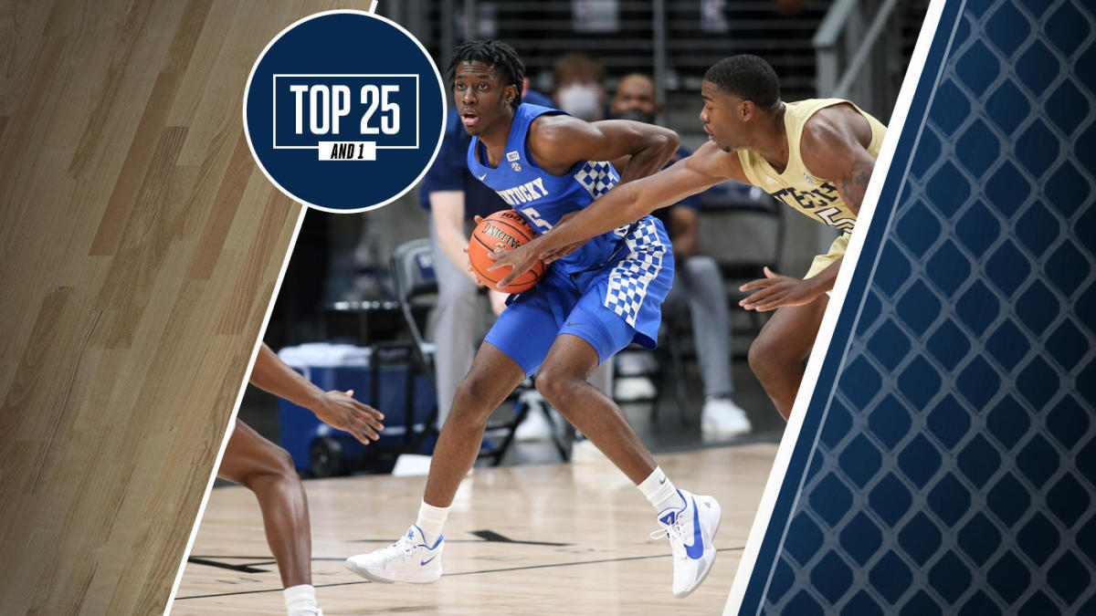 College basketball rankings: Kentucky drops out of Top 25 And 1 after loss to Georgia Tech has Wildcats 1-3