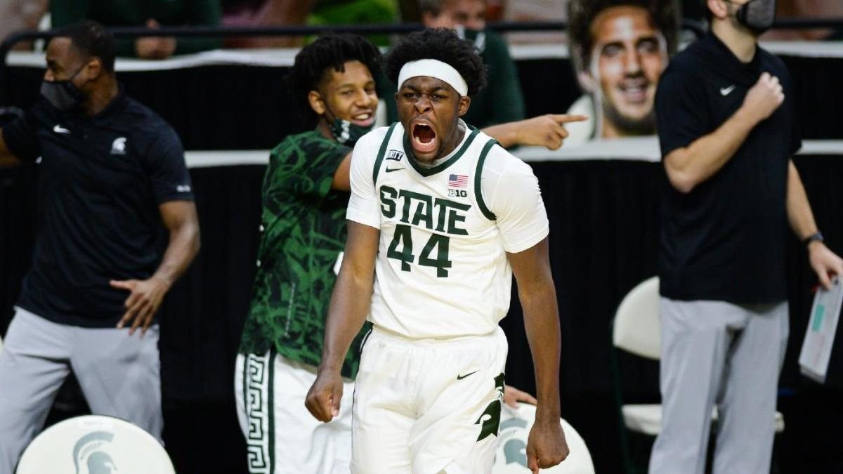 College basketball rankings: Michigan State surges to No. 4 in AP Top 25 poll after impressive win over Duke