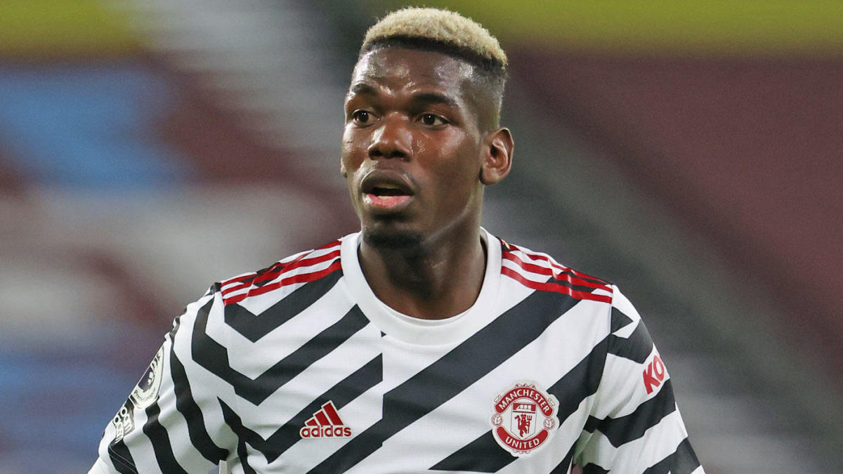 Manchester United's Paul Pogba leads list of seven most confusing players of Premier League season so far