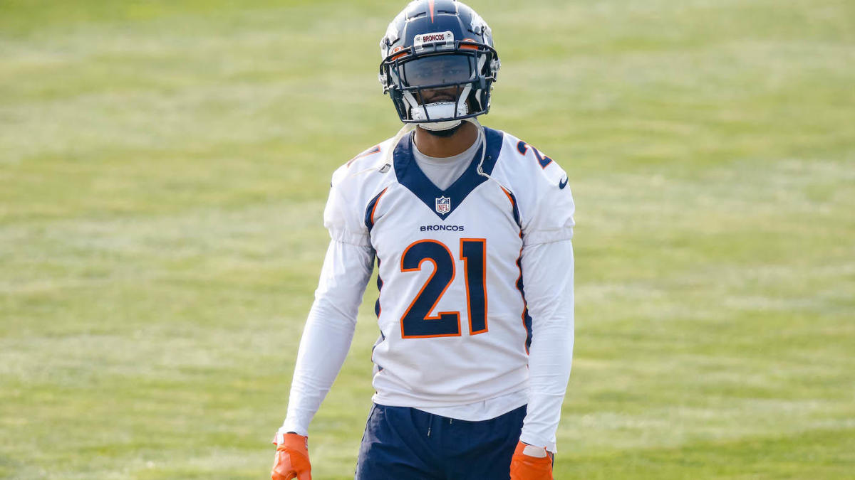 A.J. Bouye released by Broncos, saving Denver a significant amount of salary cap space - CBS Sports