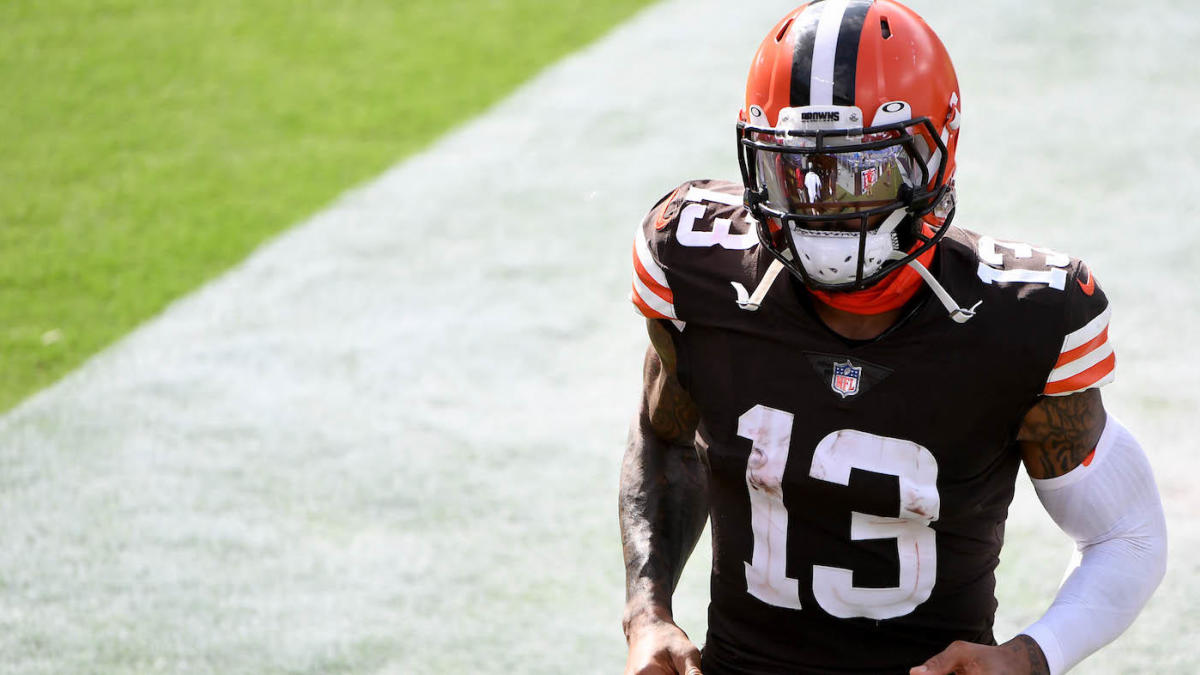 Odell Beckham Jr. a late scratch for Browns in Week 1 Tyrann Mathieu and Frank Clark out for Chiefs – CBS Sports