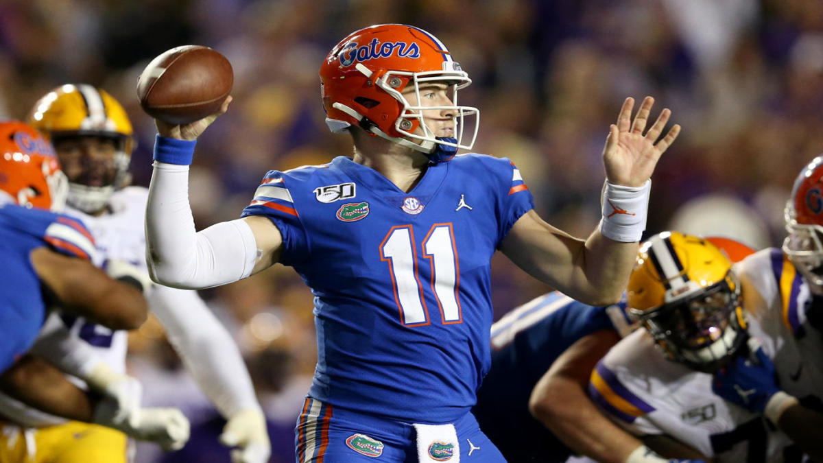 College football picks, odds for SEC in Week 15: Florida rolls past LSU, Alabama takes care of Arkansas