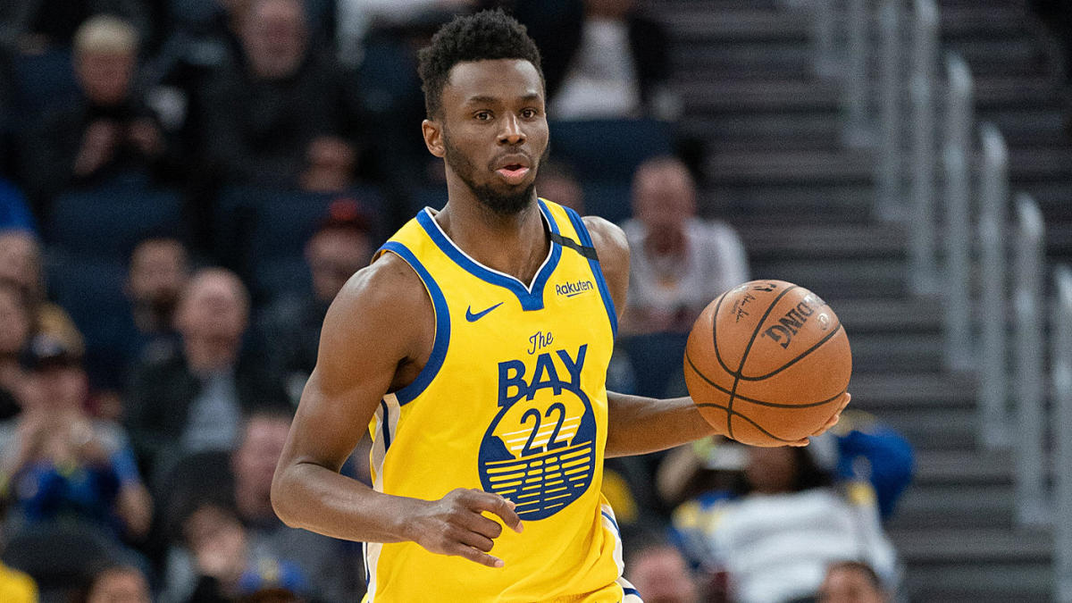 Don't forget about Andrew Wiggins, a crucial component to Warriors'  potential return to title contention - CBSSports.com