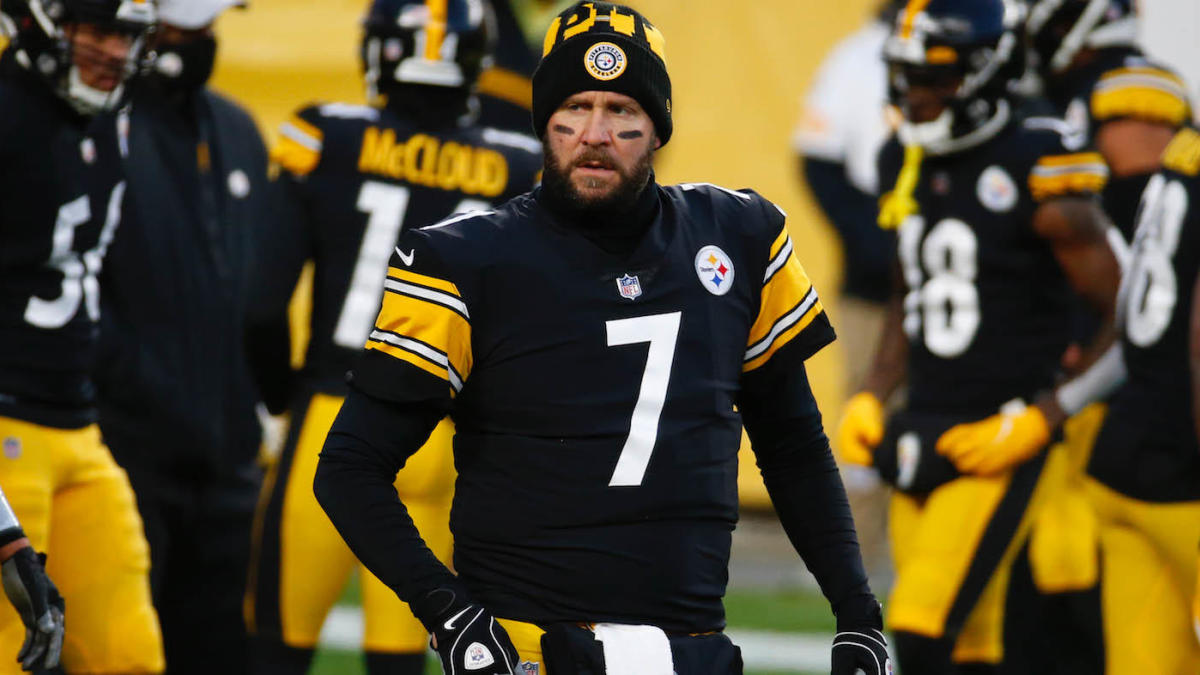 Ben Roethlisberger will be looking to rebound from Monday's loss to Cincinnati in Week 16