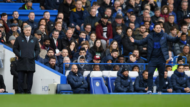 Everton Vs Chelsea Live Stream Premier League How To Watch On Tv Odds News Cbssports Com