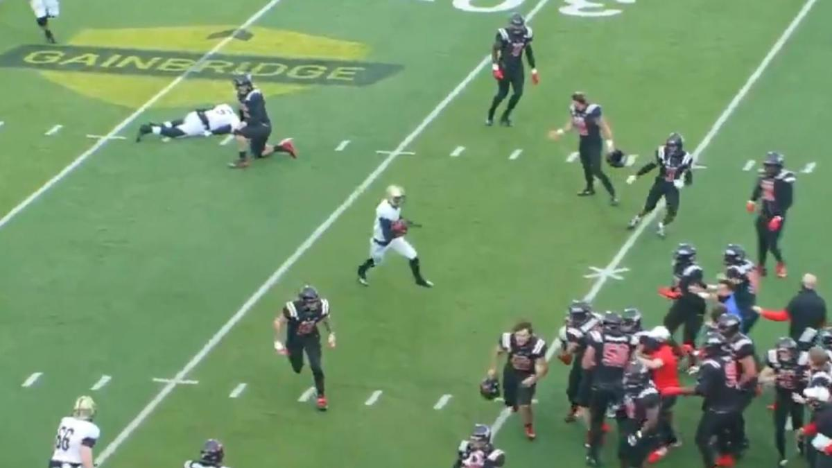 WATCH: Ball State wins MAC West after insane last-second Western Michigan touchdown is ruled illegal