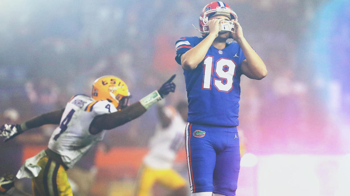 College football bowl projections: Florida hangs in New Year's Six despite loss, North Carolina joins field