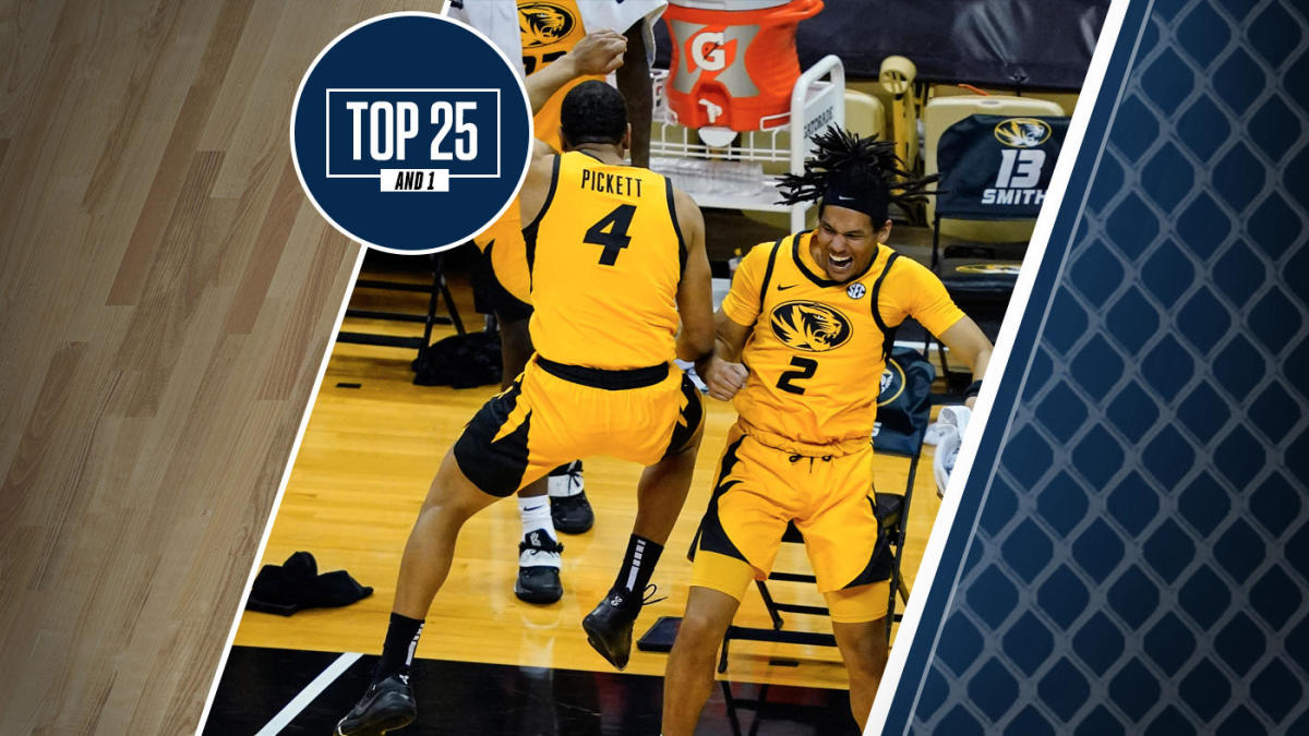 College basketball rankings: Undefeated Missouri joins the Top 25 And 1 after its upset of Illinois