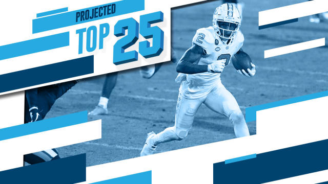 Tomorrow S Top 25 Today North Carolina Moves Up College Football Rankings After Setting Records At Miami Cbssports Com