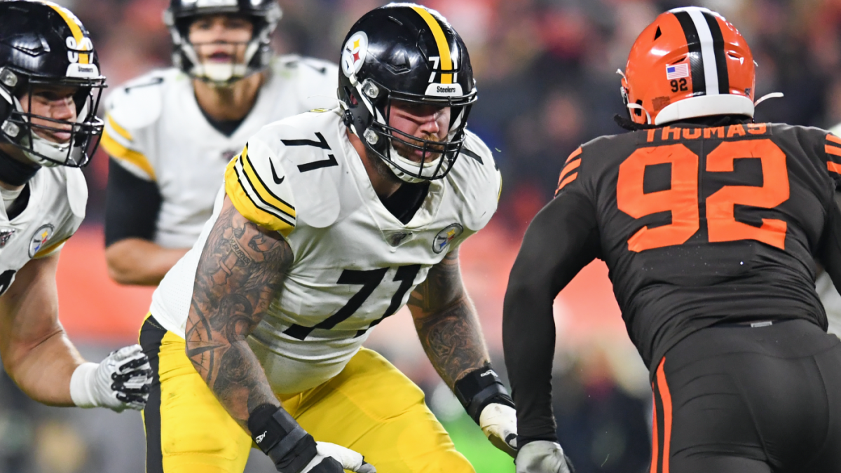 Steelers guard Matt Feiler becomes Pittsburgh's fourth starter to be placed on injured reserve