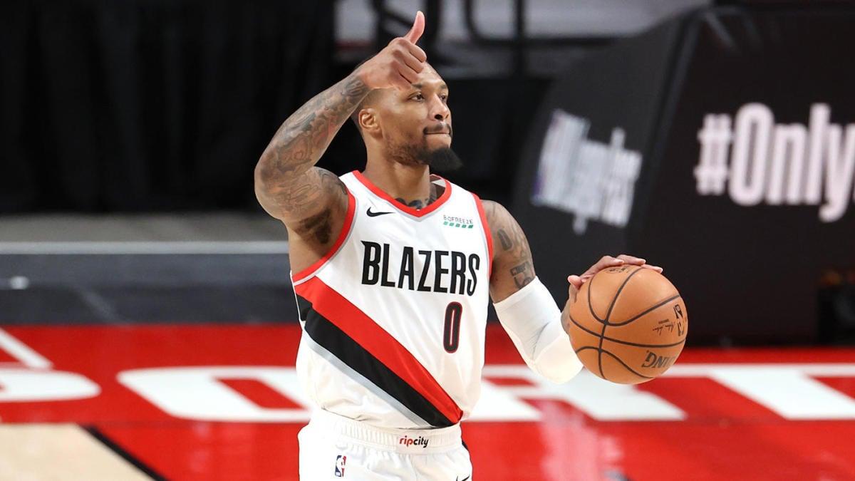 NBA All-Star Game 2021: Damian Lillard, James Harden entre los reservas  seleccionados por los entrenadores de la liga – Somos Prensa