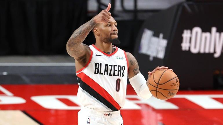 Blazers vs. Knicks odds, line, spread: 2021 NBA picks, Feb. 6 predictions from model on 73-44 roll