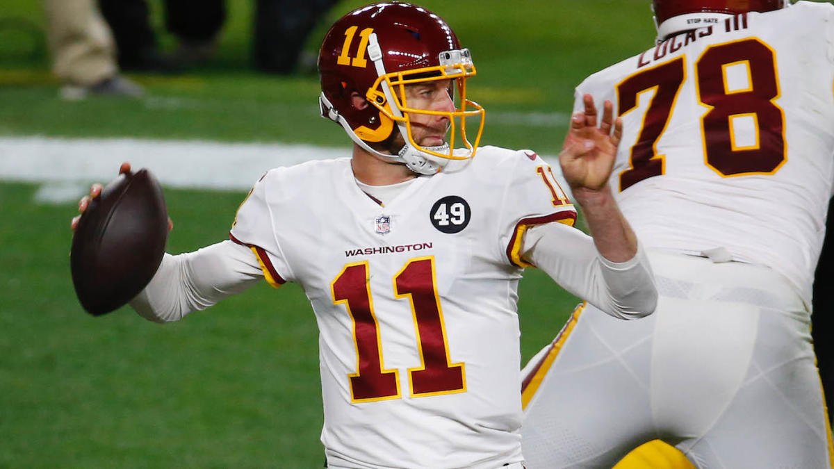 Washington Optimistic Alex Smith Can Play Vs Seahawks Plan Leading Up To Week 15 Revealed Per Report Cbssports Com