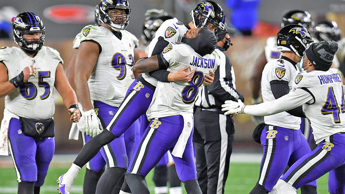 2020 NFL playoff races, standings: Ravens tie Dolphins for final playoff spot in AFC, Browns top wild card