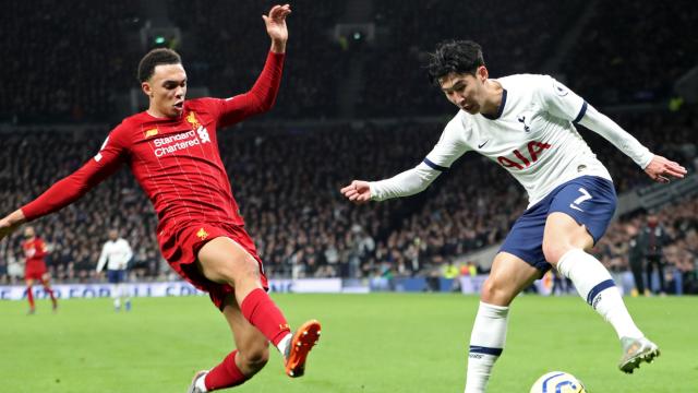 Liverpool Vs Tottenham Premier League Live Stream Tv Channel How To Watch Online News Odds Cbssports Com