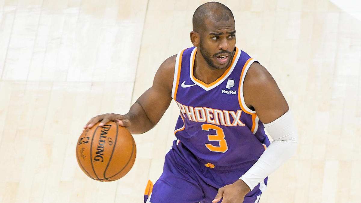 Back again: The 2020-21 Phoenix Suns season preview, starring Chris Paul,  Devin Booker and a playoff push - CBSSports.com