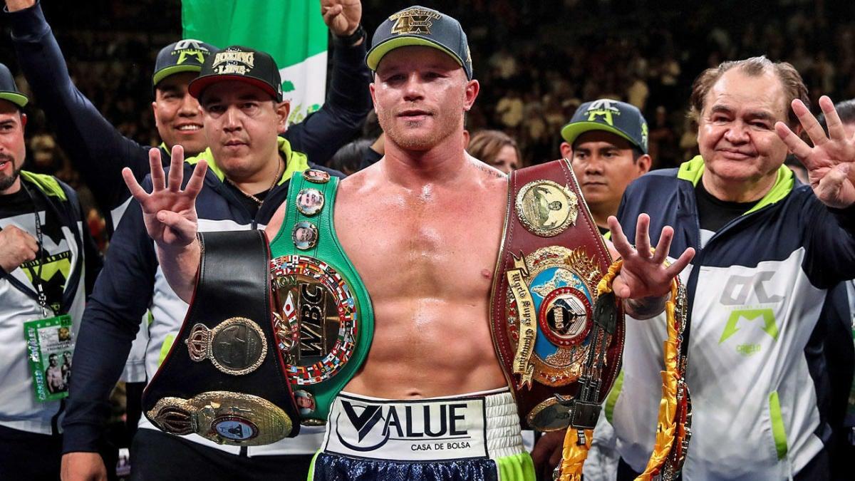 <p>Boxing Program for 2021: Adrien Broner vs. Jovanie Santiago, Canelo Alvarez vs. Avni Yildirim on tap thumbnail