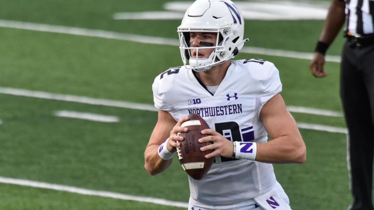 College football odds, predictions for Championship Week, 2020: Model picks Northwestern, San Jose State
