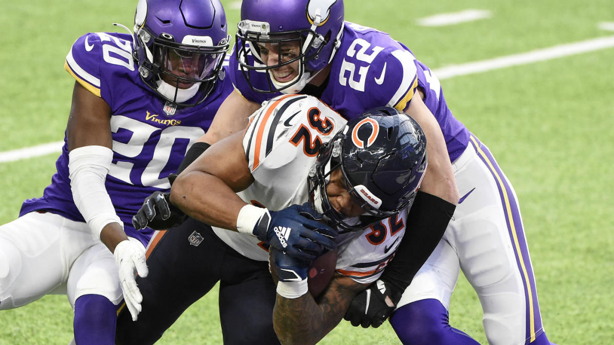 NFL Week 15 grades: Bears get an 'A' for keeping playoff hopes alive; Steelers get an 'F' for ugly loss
