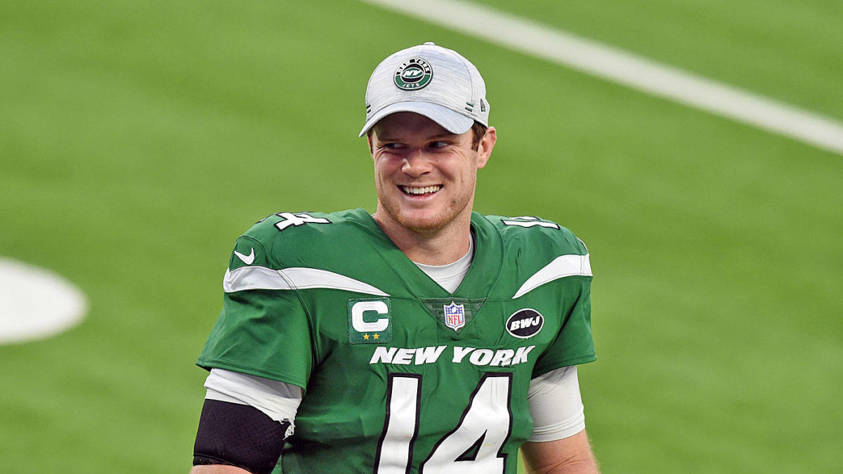 Sam Darnold trade: <b>Twitter</b> reacts as Jets send quarterback to Panthers thumbnail