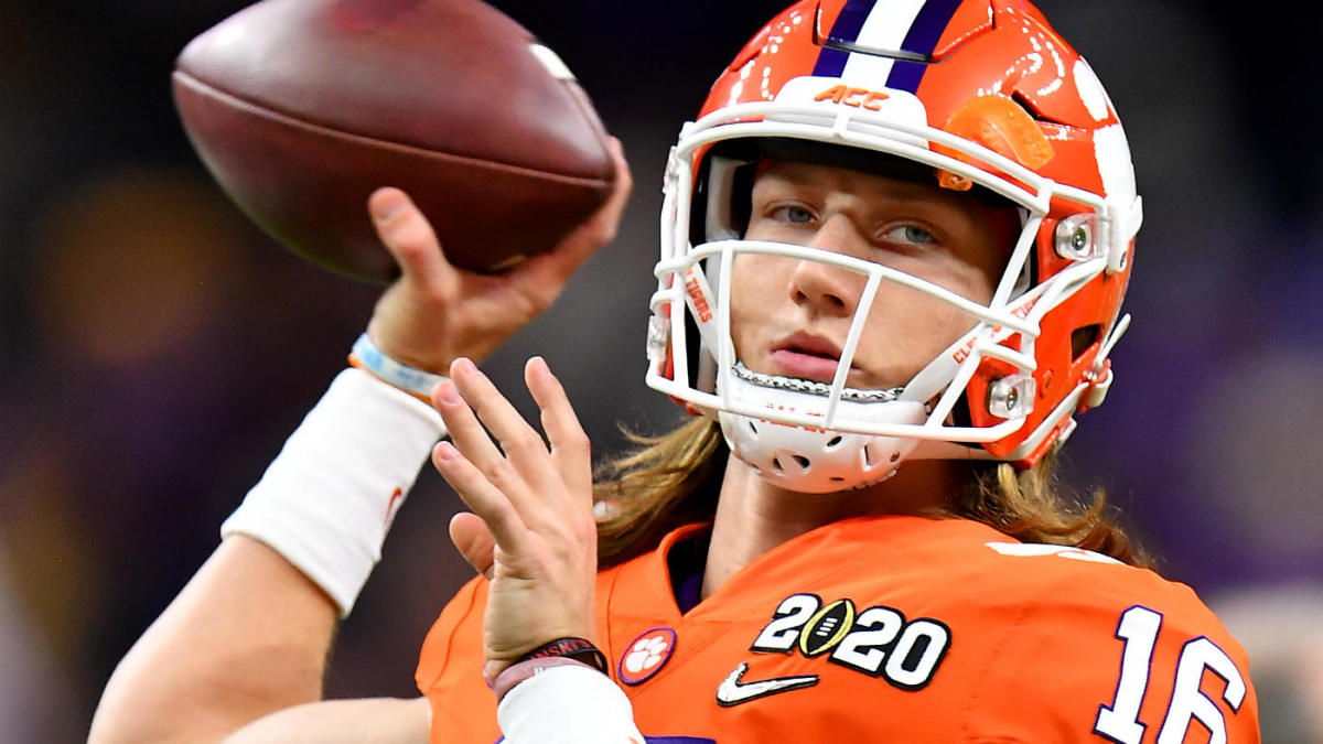 2021 NFL Mock Draft: Jaguars take Trevor Lawrence No. 1 with Jets now No. 2 in draft order