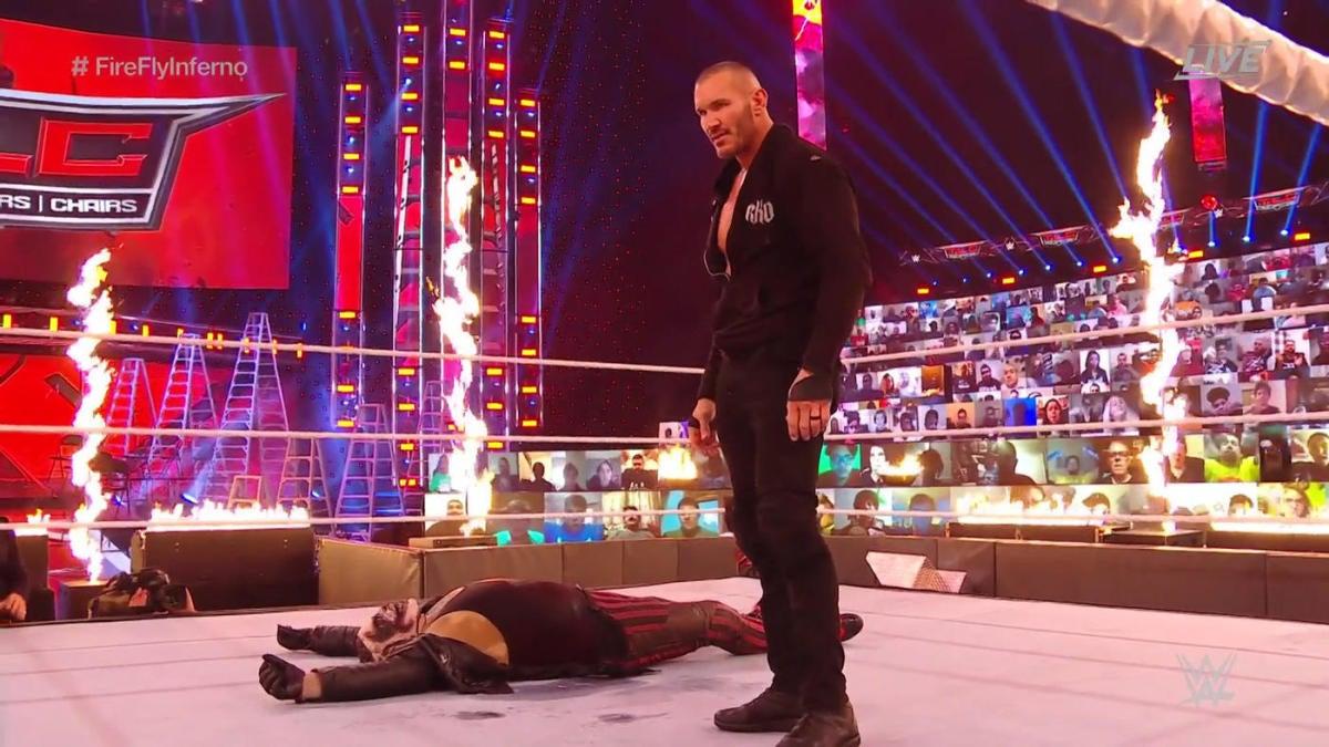 2020 WWE TLC results recap grades: Bizarre Firefly Inferno match closes final PPV event of 2020 – CBSSports.com