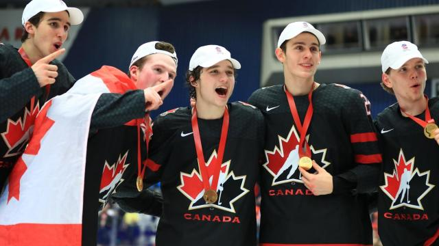 2021 World Junior Championship Explainer Complete Schedule And How To Watch The Tournament Cbssports Com