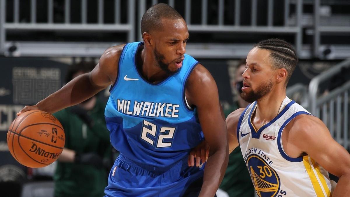 Bucks vs. Warriors NBA Christmas Day score: Live updates as Giannis Stephen Curry meet in battle of MVPs – CBSSports.com