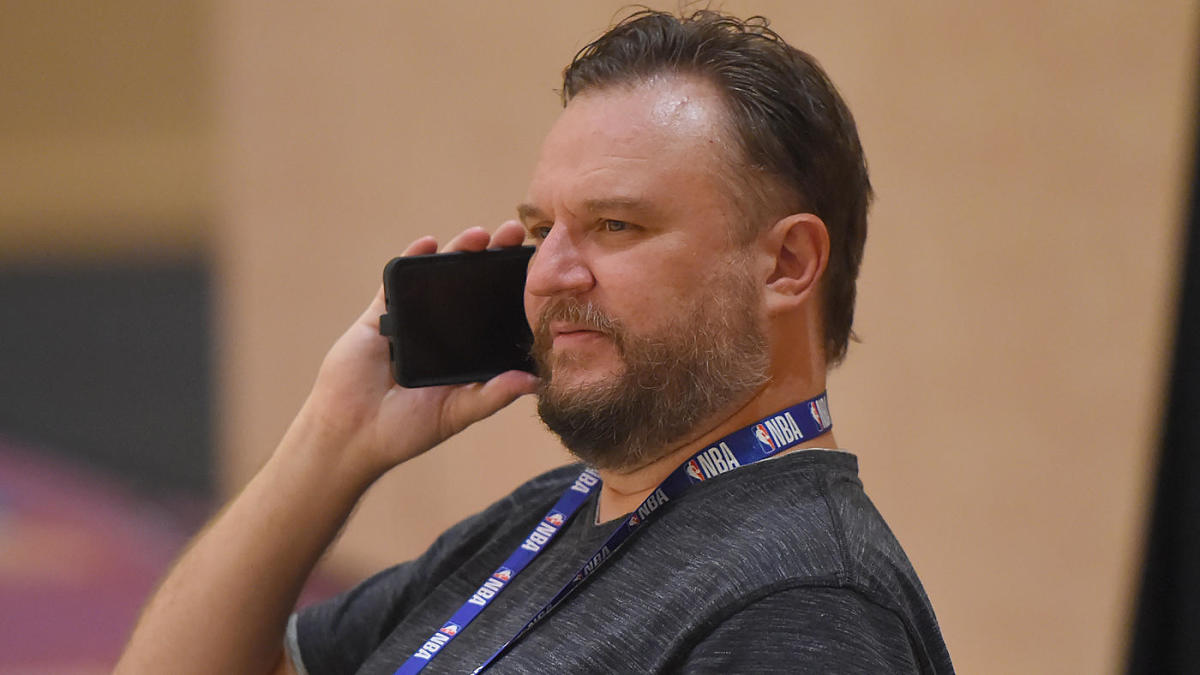 76ers, Daryl Morey fined $75,000 each for tampering due to social media post about Stephen Curry
